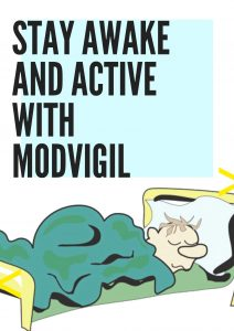 Stay active with Modvigil online