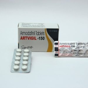 Artvigil dosage