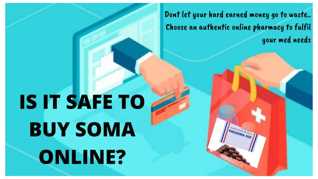 buy generic Soma without prescription