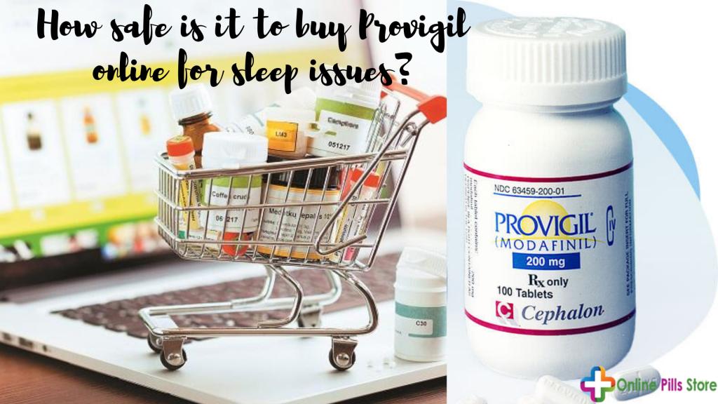 Purchase Provigil online